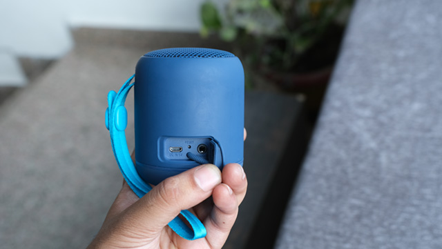 Sony SRS-XB12 Bluetooth Speaker Review: Loud Sound in a Tiny Package