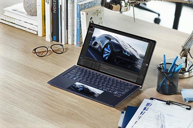 Asus Launches New ZenBook 13, ZenBook 14, and ZenBook 15 Laptops at Computex 2019