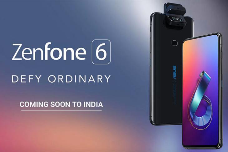 zenfone 6 india launch soon