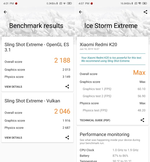 Redmi K20 Snapdragon 730 Benchmarks and Performance Test