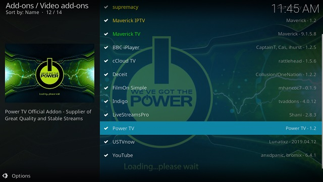 9. Power TV