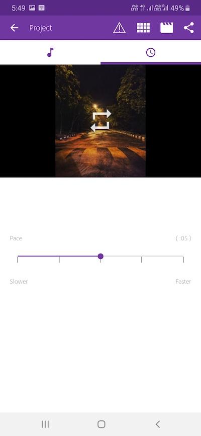 8. Adobe Premiere Clip - Instagram Video Editor