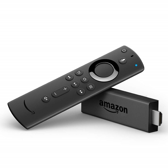 Amazon Fire TV Stick and Fire TV Stick 4K