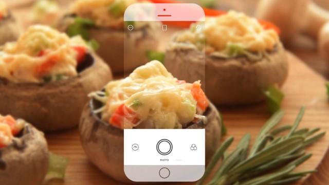 Foodie Camera