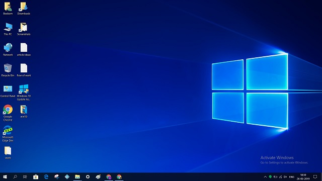 Get Free Windows 10 from Microsoft