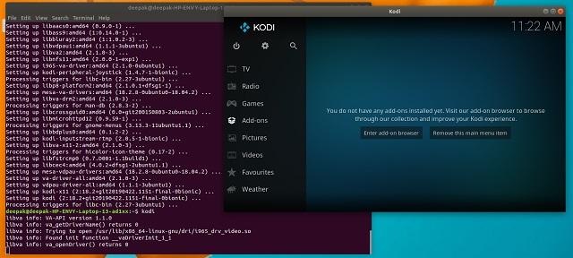 So installieren Sie Kodi unter Linux 2
