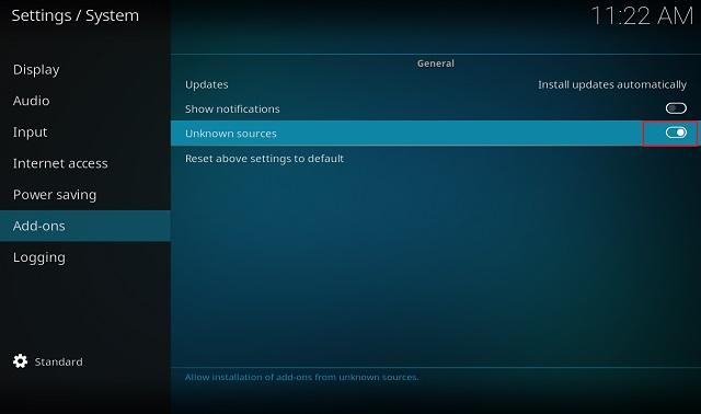 Install Fusion on Kodi 2