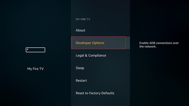 Install Kodi APK on Firestick 12