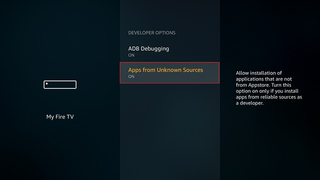Install Kodi APK on Firestick 13