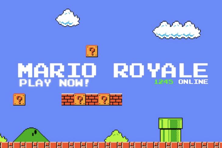 Mario Royale Featured Image