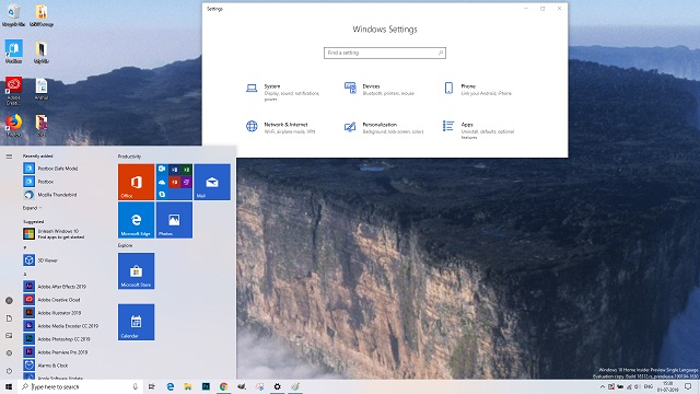 National Parks Windows 10 Theme