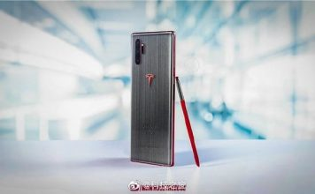 Note 10 tesla fake