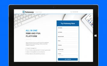Pulseway - A Portable Remote Monitoring and Management Software