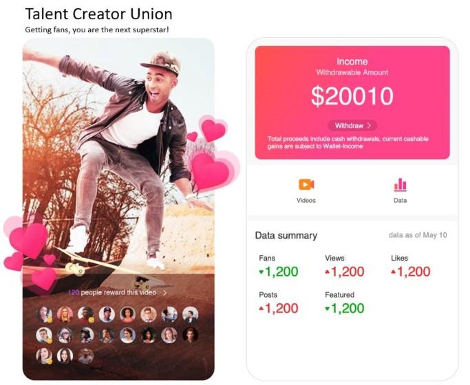 Talent Creator Union