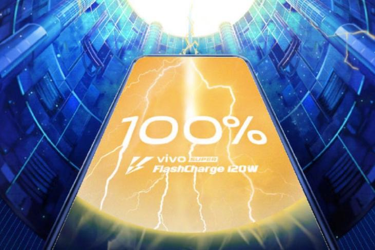 Vivo 120W FlashCharge