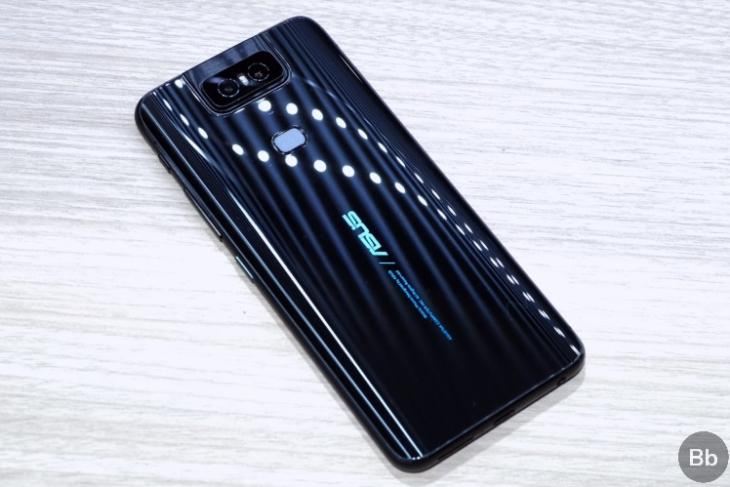 asus 6z launched in India - asus zenfone 6