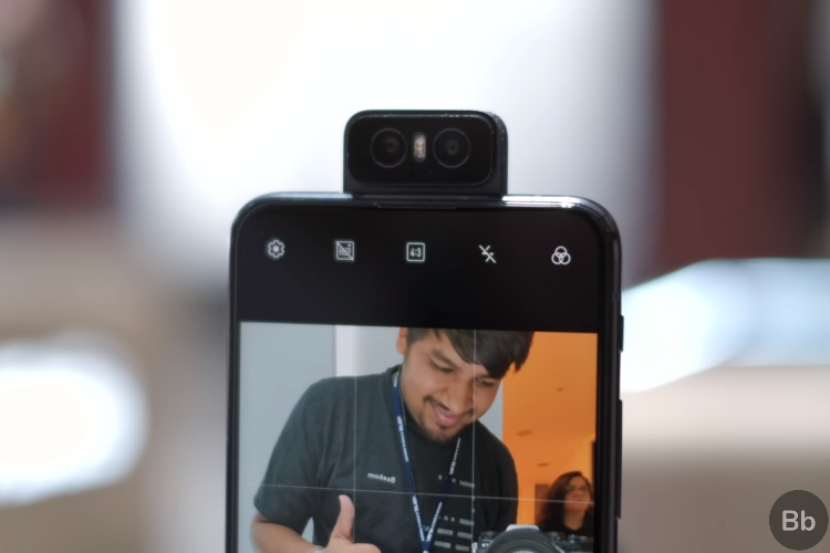 Asus 6z With Flip Camera, Snapdragon 855 Launched in India for Rs. 31,999