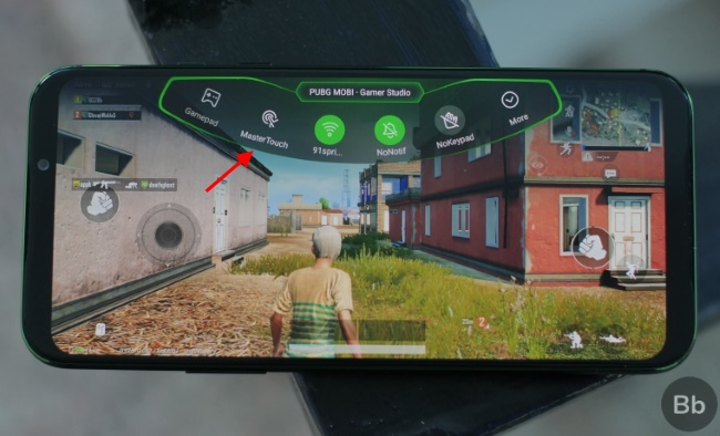 Black Shark 2's Master Touch Makes PUBG Mobile a Lot More Fun