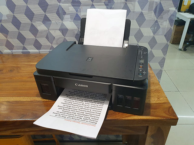 Canon Pixma G3010 Review: An Affordable, Feature Rich Ink Tank Printer