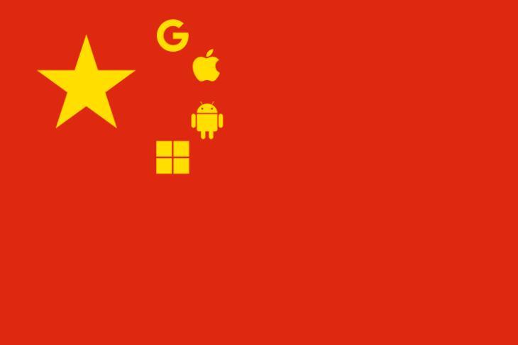 china blacklist us companies
