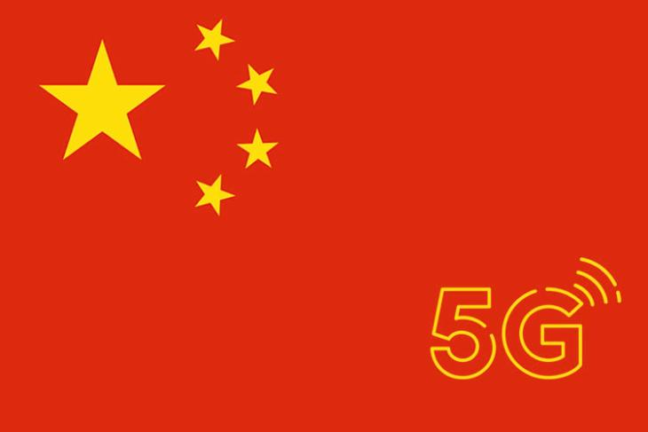 china grants 5g licenses