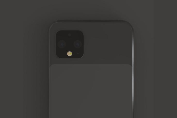 Google Pixel 4 cameras
