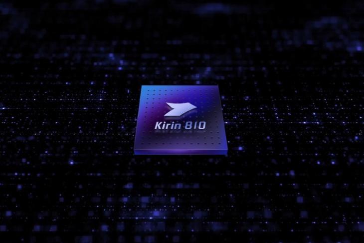 Huawei unveils 7nm Kirin 810 chipset