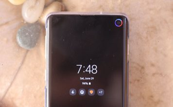 How to Customize Samsung Galaxy S10 Punch-Hole Display | Beebom