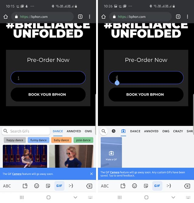 Gboard 8.4 Brings Reorganized Symbols Emoji, Prepares to Remove GIF Camera, and More