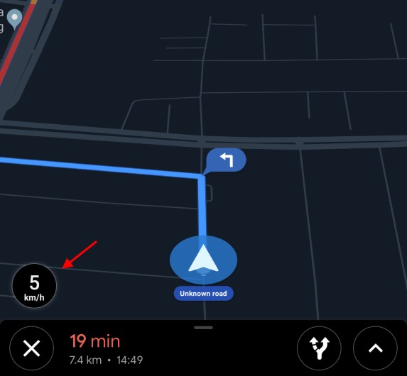 How to Use Google Maps Speedometer
