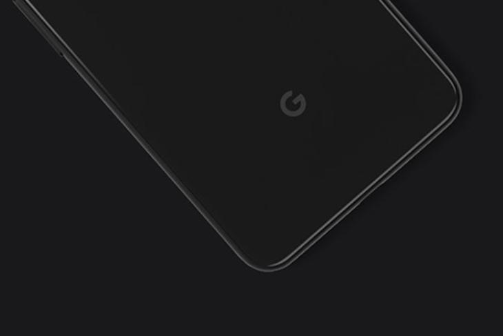 google official pixel 4 image