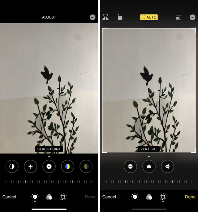 iOS 13 Brings a Much More Powerful Built-in Photo Editor