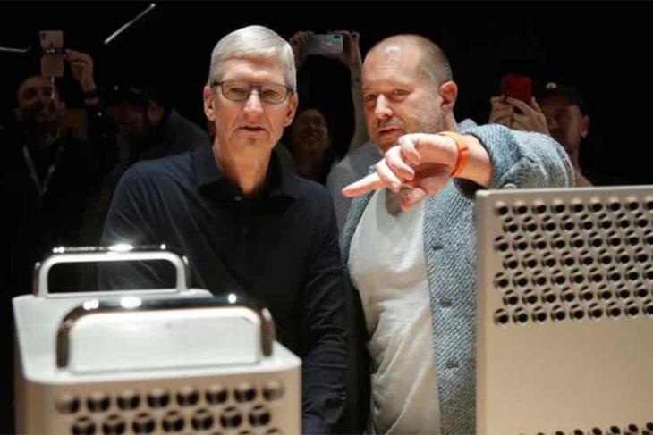 jony ive leaving apple