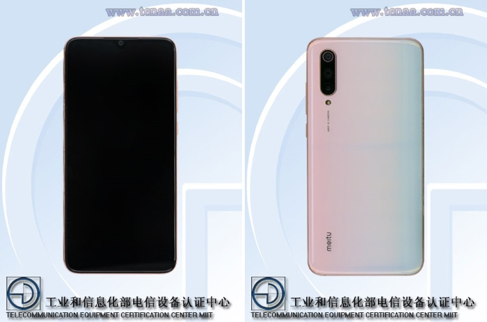 Mi CC9, Mi CC9e, Meitu version launched
