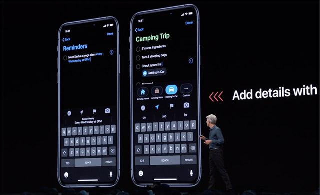 Apple Announces iOS 13 at WWDC 2019