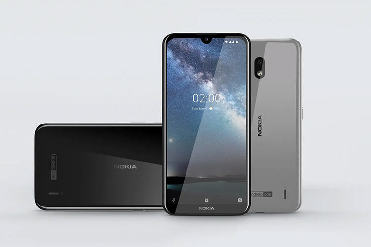 Nokia 6.2 teased with waterdrop-style notch, launch set for June 6