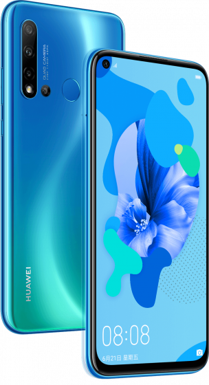 Huawei Nova 5, Nova 5 Pro, and Nova 5i Launched in China; Starting at 1,999 Yuan