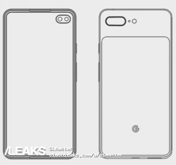 pixel 4 design old