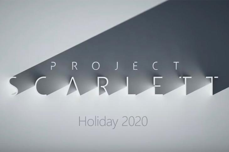 project scarlett unveiled