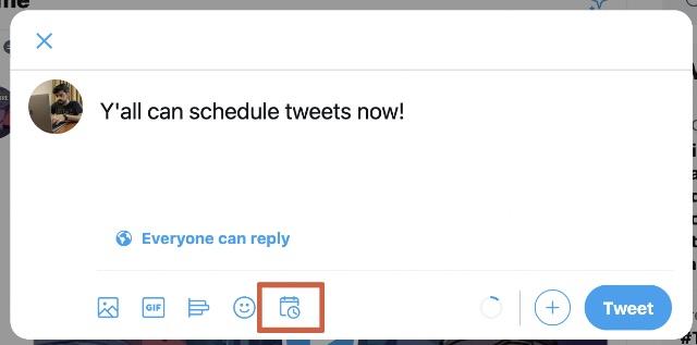 schedule tweets twitter tips and tricks