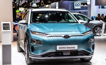 hyundai electric vehicle