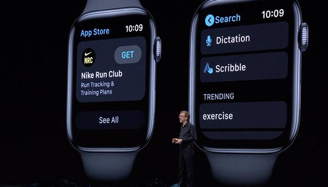 Apple Announces watchOS 6 at WWDC 2019