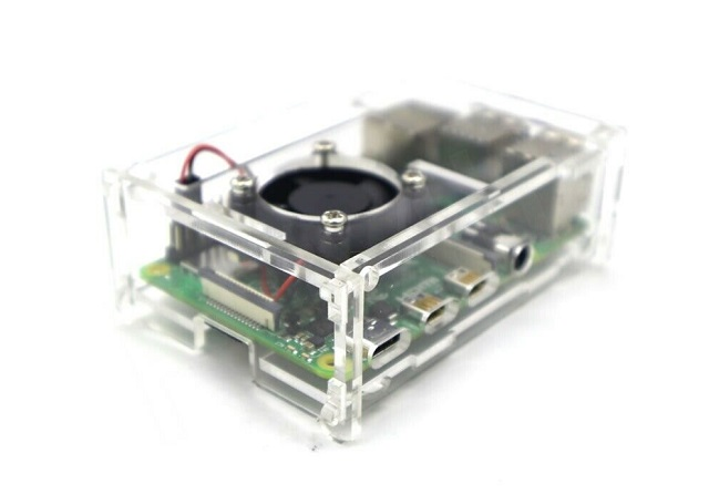 10. Raspberry Pi 4 Case