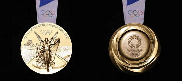 Tokyo 2020 Olympic Medals are Made From Recycled Electronics