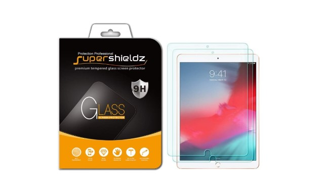 5. Supershieldz Screen Protector for Apple iPad Air (2019)