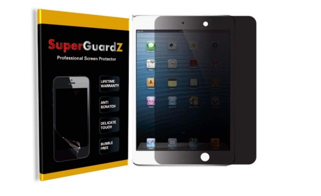 8. SuperGuardz Anti-Spy Screen Protector for iPad Air (2019