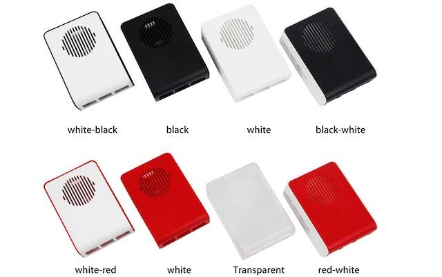 8. Yahboom Raspberry Pi 4 Case (Model B)