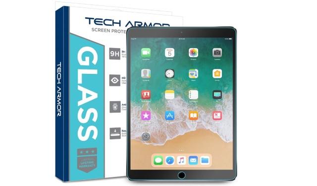 9. Tech Armor Ballistic Glass Screen Protector for iPad Air 3 (2019)