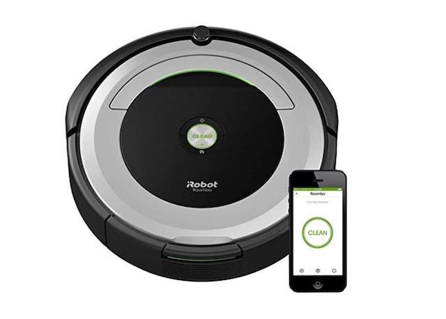 9. iRobot Roomba 690