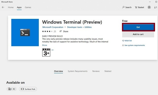 All New Microsoft Terminal app (Preview)